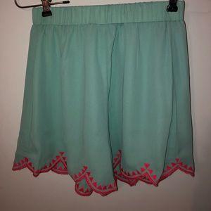 Ya boutique shorts